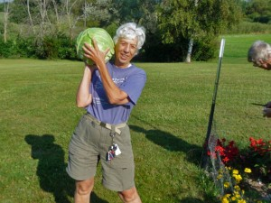 It's not heavy (oof), it's my cabbage